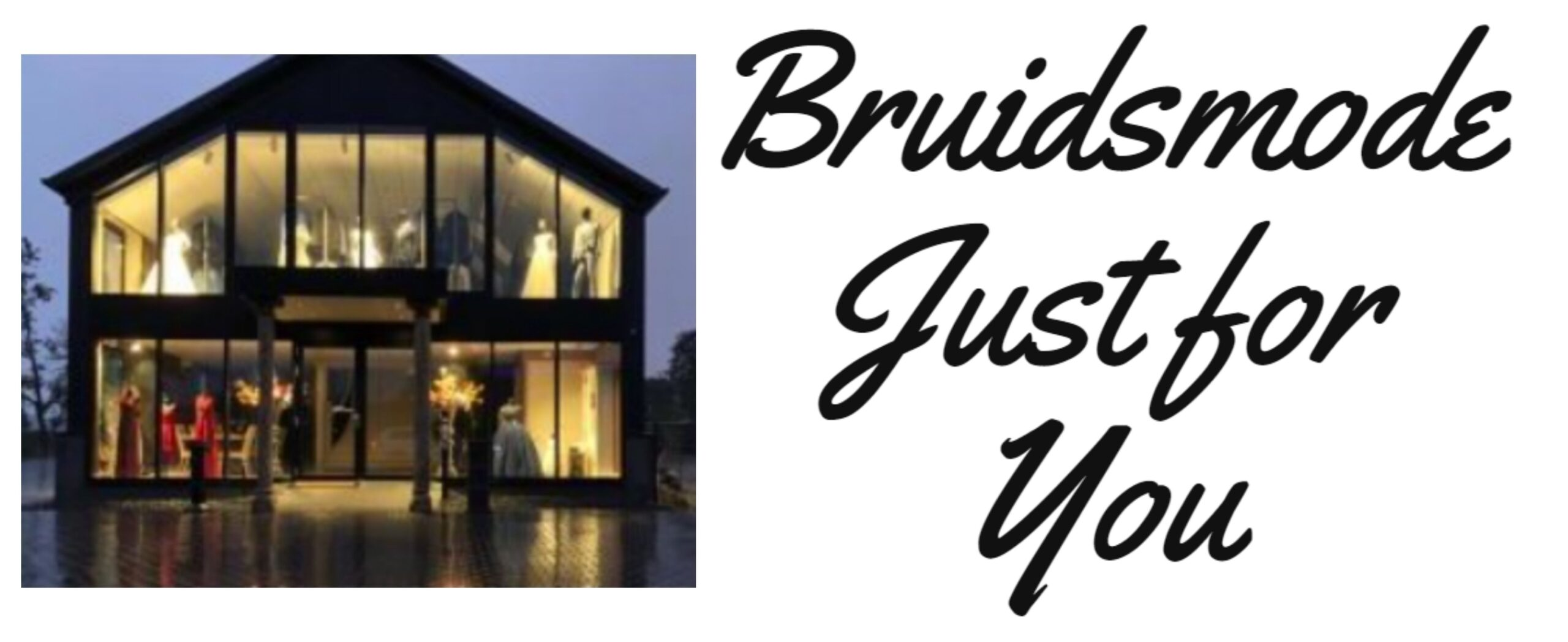 Bruidsmode Just for You